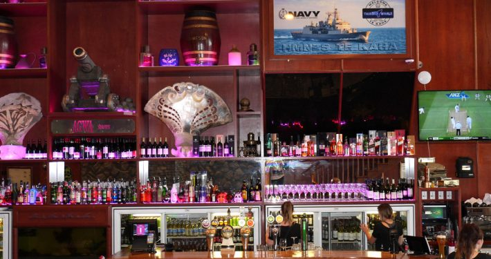 Thirsty Whale Bar