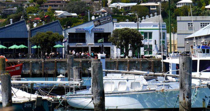 Thirsty Whale Marina